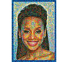 Your Custom Portrait in Colorful Explosion Style Photographic Print