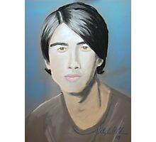 Jonas Brother in pastel Photographic Print
