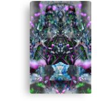Trip-O-Vision Online Gallery Design 30: flower power Canvas Print