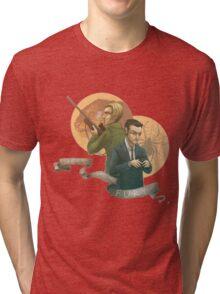 Hell Hath No Fury Tri-blend T-Shirt