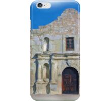 El Alamo, San Antonio, TX iPhone Case/Skin