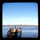 grandaddy's dock by Shannon Byous Ruddy