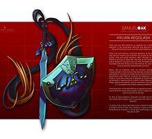 Legend of Aegislash by Jamie Flack