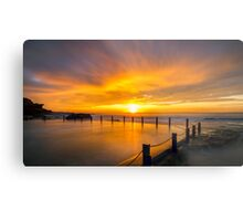 Passion in the Sky Metal Print