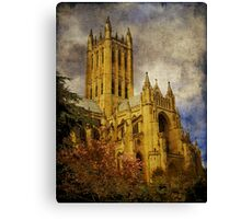 National Cathedral Spring Canvas Print
