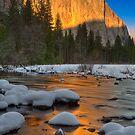 El Capitan, Yosemite by David Orias