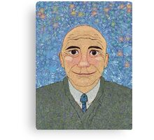 THE JUDGE ALL SHAVEN AND SHORN Canvas Print