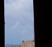 The Looking Tower, Le Forte Morte, Old San Juan, PR by EMElman