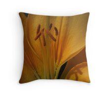 Pollenate Throw Pillow
