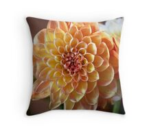 Guava and lemon Throw Pillow