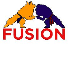 Trunks & Goten - Fusion by TwiggyOnline