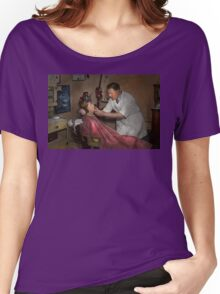 Dentist - Making an impression Women's Relaxed Fit T-Shirt