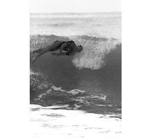 Sleep Surfing Photographic Print