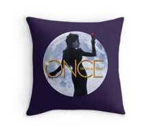 Once Upon A Time - Evil Queen Throw Pillow