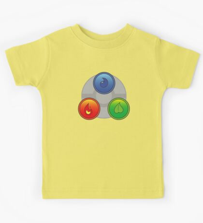 Pokelements! Kids Tee