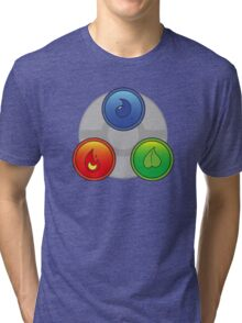 Pokelements! Tri-blend T-Shirt