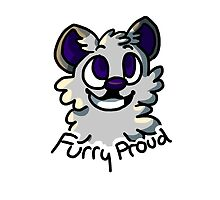 Be Yourself and Be Furry Proud by Peppermintartsy
