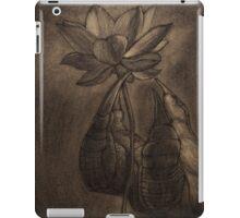 Il drago e il fiore iPad Case/Skin