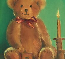 Ted E. Bear by arline wagner