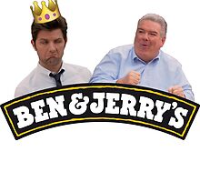 Ben & Jerry by MDoyle7