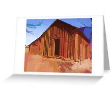 A memory in Ramah Greeting Card