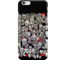 Titans of Horror iPhone Case/Skin