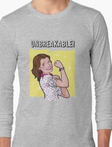Unbreakable! Long Sleeve T-Shirt