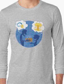 Chemistry set Long Sleeve T-Shirt