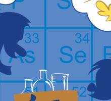 Chemistry set Sticker