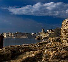 Valletta Point 1 by Edwin  Catania