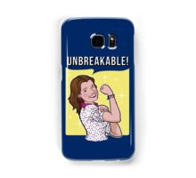 Unbreakable! Samsung Galaxy Case/Skin