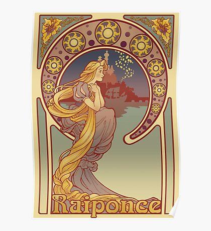 Raiponce Poster