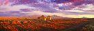 Settler's Ruin, Flinders Ranges, South Australia by Michael Boniwell