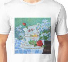 Indian Summer floral still life Unisex T-Shirt