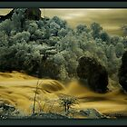 Gold River Land by nixArt