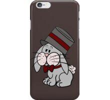 Magician Rabbit iPhone Case/Skin