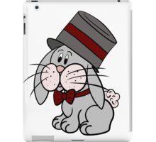 Magician Rabbit iPad Case/Skin