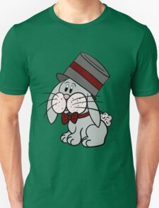 Magician Rabbit Unisex T-Shirt