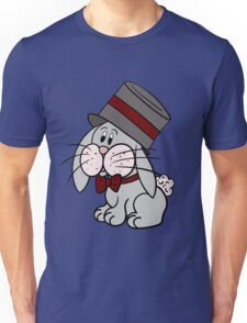 Magician Rabbit Unisex T-Shirt