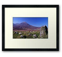 Beinn na Caillich Framed Print