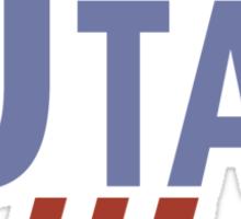 Utah Hockey Sticker