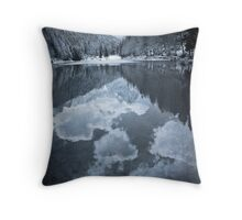 Reflective Contemplation...Just Right Throw Pillow