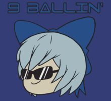 Cirno is 9 Ballin' by Kyooby