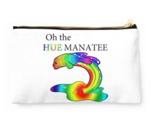 Oh the hue manatee Studio Pouch