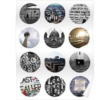 Berlin Snapshots Poster
