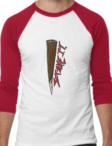 Just put a Stake in it Men's Baseball ¾ T-Shirt