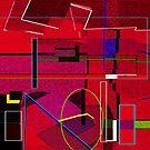 THE RED NITE by Paul Quixote Alleyne