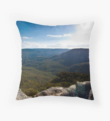 Jamison Valley Throw Pillow