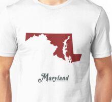 Maryland - States of the Union Unisex T-Shirt