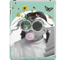 Open Your Eyes iPad Case/Skin